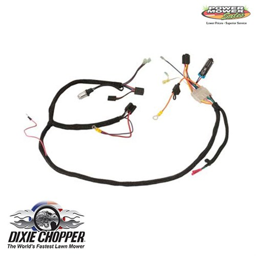 dixie chopper kohler efi wiring harness 500002. Black Bedroom Furniture Sets. Home Design Ideas