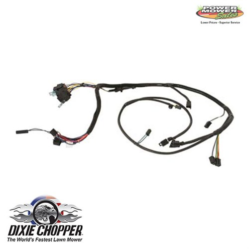 dixie chopper wiring harness dixie wiring diagrams