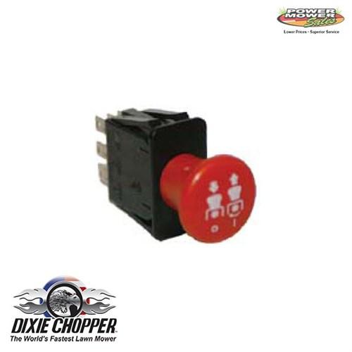Dixie Chopper Pto Switch  500016