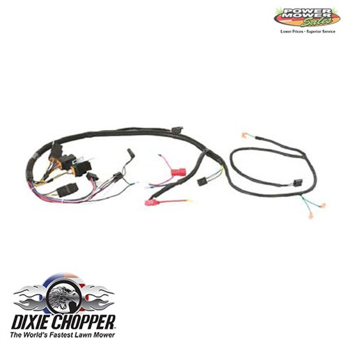 dixie chopper magnum ie wiring harness 500086 rh generac parts com generac generator wiring harness