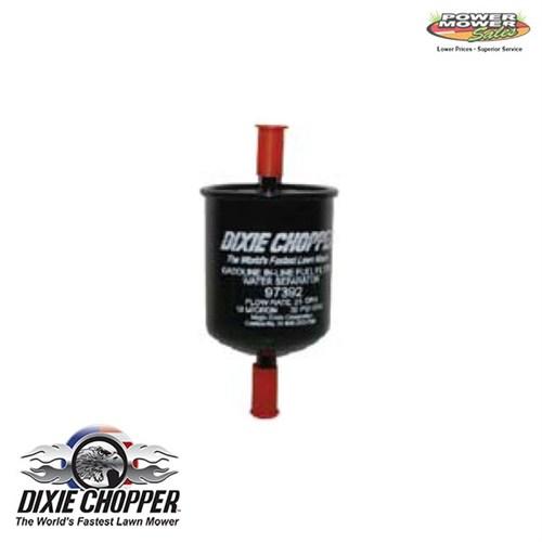 fuel filter & water separator - 97392