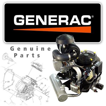 0E5551 Solenoid, Fuel Shut Off | Generac Engine Parts