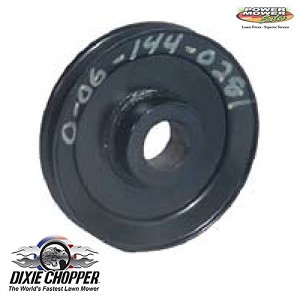 "Deck Pulley f/ Adapter Kit 4.5"" - 0-06-144-0281"