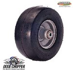Run-Flat Solid Wheel 9x3.5x4 - 400137
