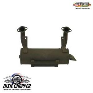 Dixie Chopper Kohler Muffler 25HP, 901255