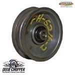 Flat Idler Blower Pulley - FH-5216-2