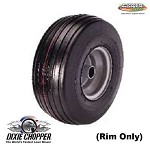 Rim - 6 x 4.5 x 3.5 for Front Tire - 400071