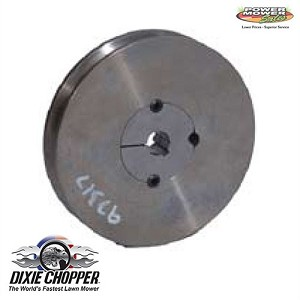 "Steel Pulley 5.25"" - 97317"